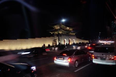 Gyeongbokgoong Palace gate