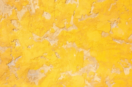 Yellow Grunge Cement