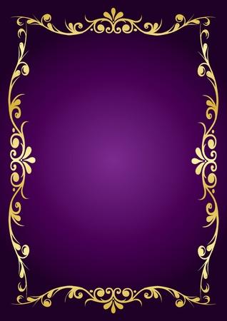 Illustration pour Luxury background - image libre de droit