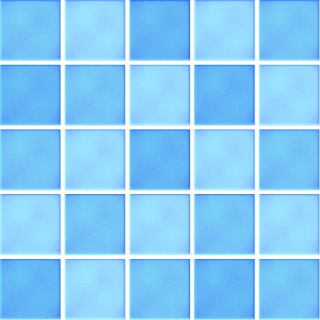 Vector blue ceramic tiles