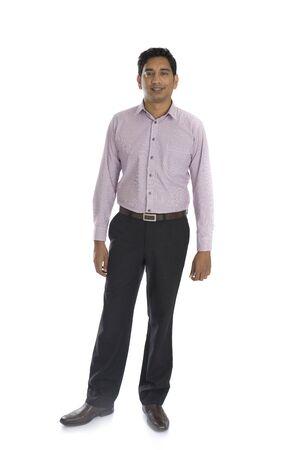 Photo pour Malaysian business indian male - image libre de droit