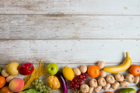 Photo Of Healthy Food Background Id 53711768 Royalty Free Image Stocklib