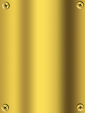 Luxury golden texture with space for insert text or design. Illustration