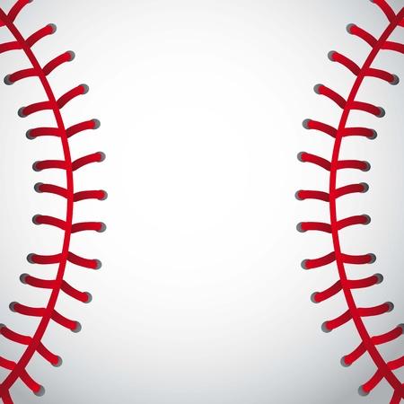 baseball ball texture background. vector illustration