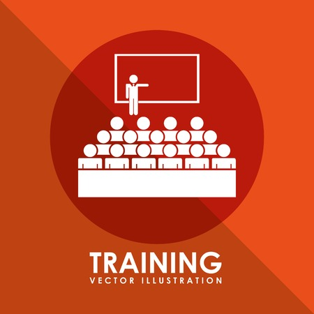 training icon design