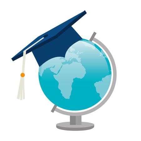 Illustration pour academic excellence design, vector illustration eps10 graphic - image libre de droit