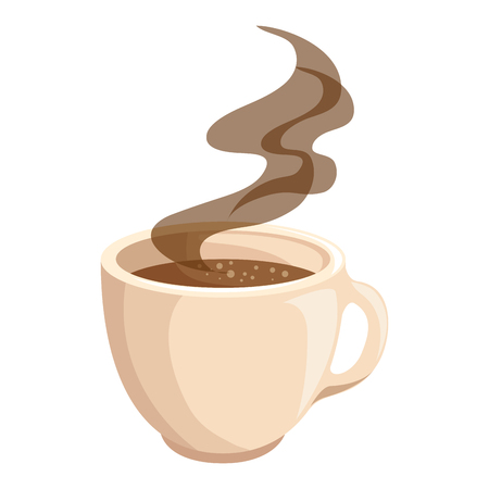 Illustration pour hot drink of chocolate icon vector illustration graphic design - image libre de droit