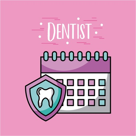 Working dentist profession icon vector illustration design graphic
