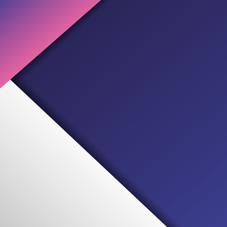 Illustration for decorative purple pink pattern abstract background vector illustration - Royalty Free Image