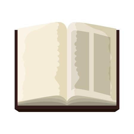 Illustration pour holy bible book icon vector illustration design - image libre de droit