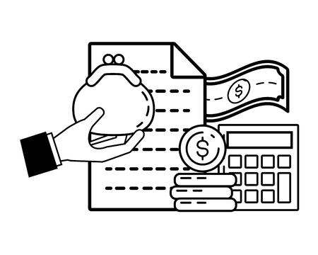 Purse Money Calculator Online Payment