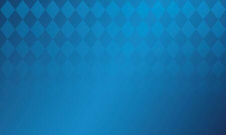 Illustration pour Blue pattern background, Abstract texture art wallpaper template and decoration theme Vector illustration - image libre de droit