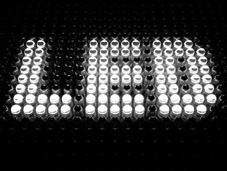 Light-emitting diode  LED  sign