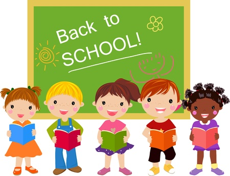 Photo for back to school  - Royalty Free Image