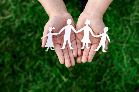 Foto de family - Imagen libre de derechos