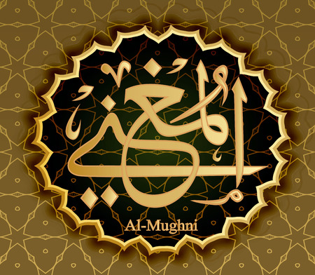 the name of Allah al-Mani  means Protecting Preventing .