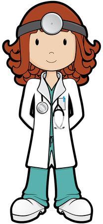 doctor - part of girls on the job series