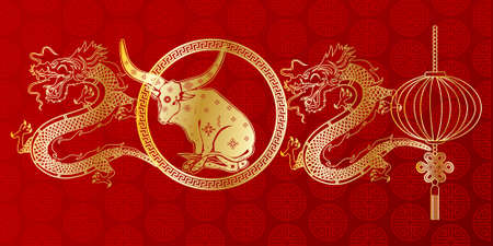 Photo for chinese new year decoration. greeting card, flyer - Royalty Free Image