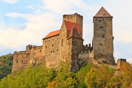 Hardegg Castle, National Park Thaya Valley, Lower Austria