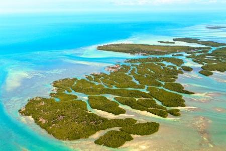 Florida Keys Aerial View