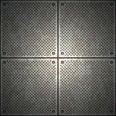 Photo pour Texture of metal - image libre de droit