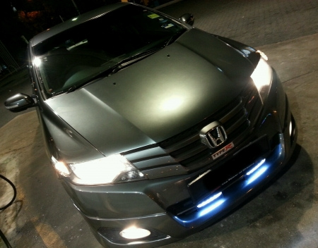 Honda City Type R Front