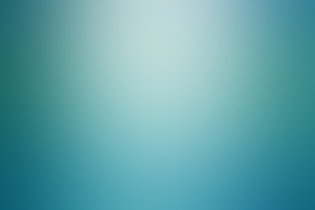 Abstract blue-green blurred background for web design