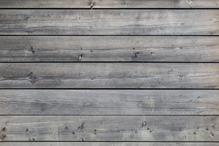 Photo for Weathered grey wooden background - Royalty Free Image