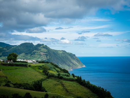 Viewpoint on Azores