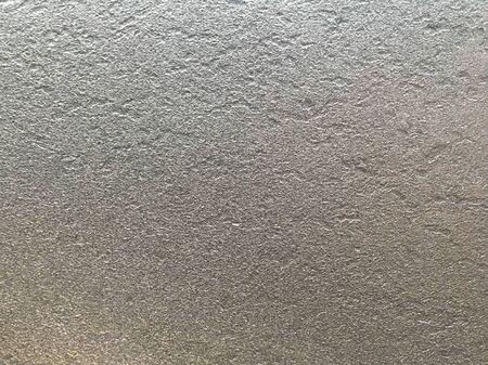 Sandblasting metal texture for background and design