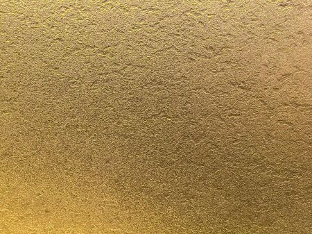 Metal texture. Golden abstract background and texture for design.