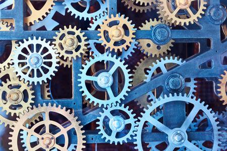 Photo pour Clock gear set - image libre de droit