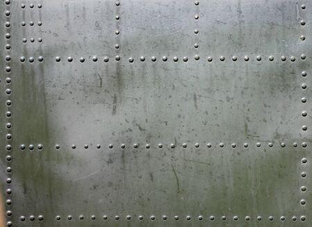 Photo pour Metal surface of military Armored - image libre de droit