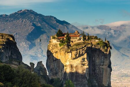 Photo for Monastery Of The Holy Trinity - Meteora, Greece, Europe - Royalty Free Image