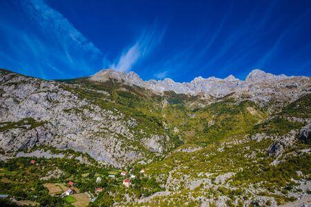 The Valley Of Cem River - Kelmend, Malesi e Madhe, Shkodër, Albania, Europe