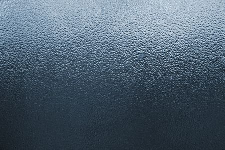 Drops on the window glass, may be used as background