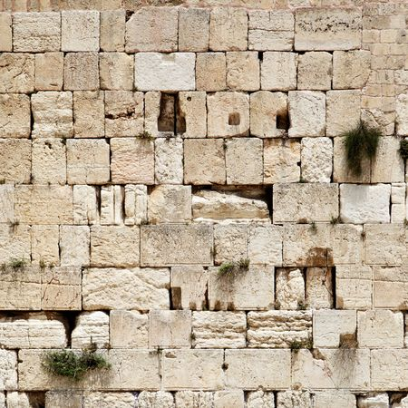 Wailing Wall Of Jerusalem Mural Wallpaper