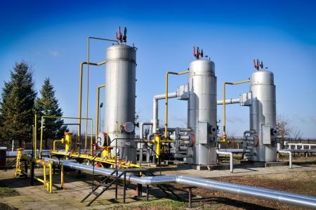 Oil industry,oil separators