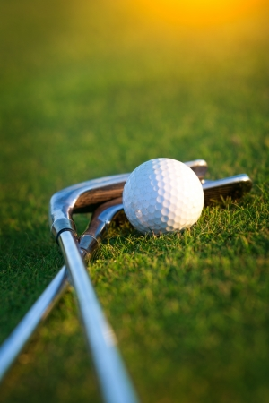 Photo for Golf equipment - Royalty Free Image