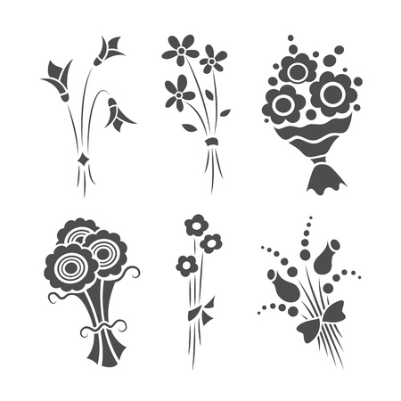 Graphical bouquets