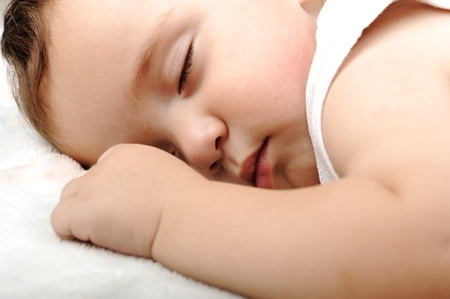 Photo for Cute baby sleeping - Royalty Free Image
