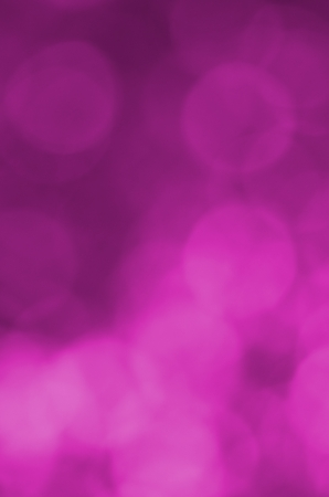 abstract pink sparkling light bokeh used as background