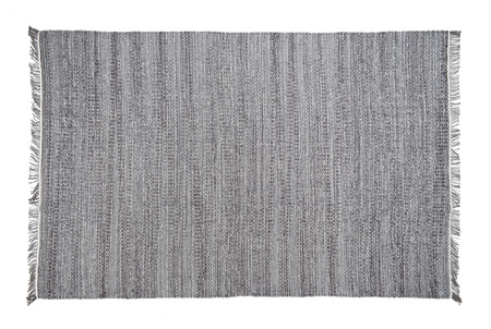 Foto de Carpet isolated on the white background - Imagen libre de derechos