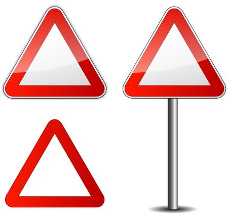 Illustration pour Danger - image libre de droit