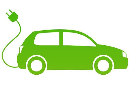 Photo pour electric car - image libre de droit