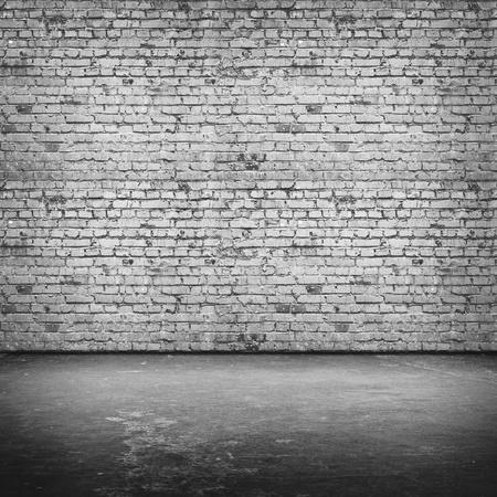 Grey bricks wall. All textures my own