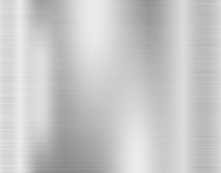 Foto de metal, stainless steel texture background - Imagen libre de derechos