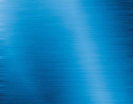 Foto de Blue metal texture - Imagen libre de derechos