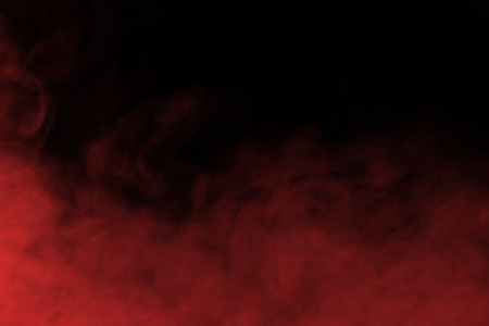 Foto per Abstract Smoke and Fog background - Immagine Royalty Free