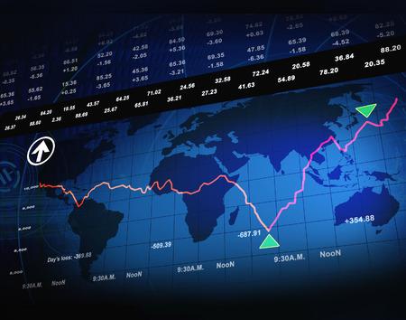 Foto de economy rebound - Imagen libre de derechos